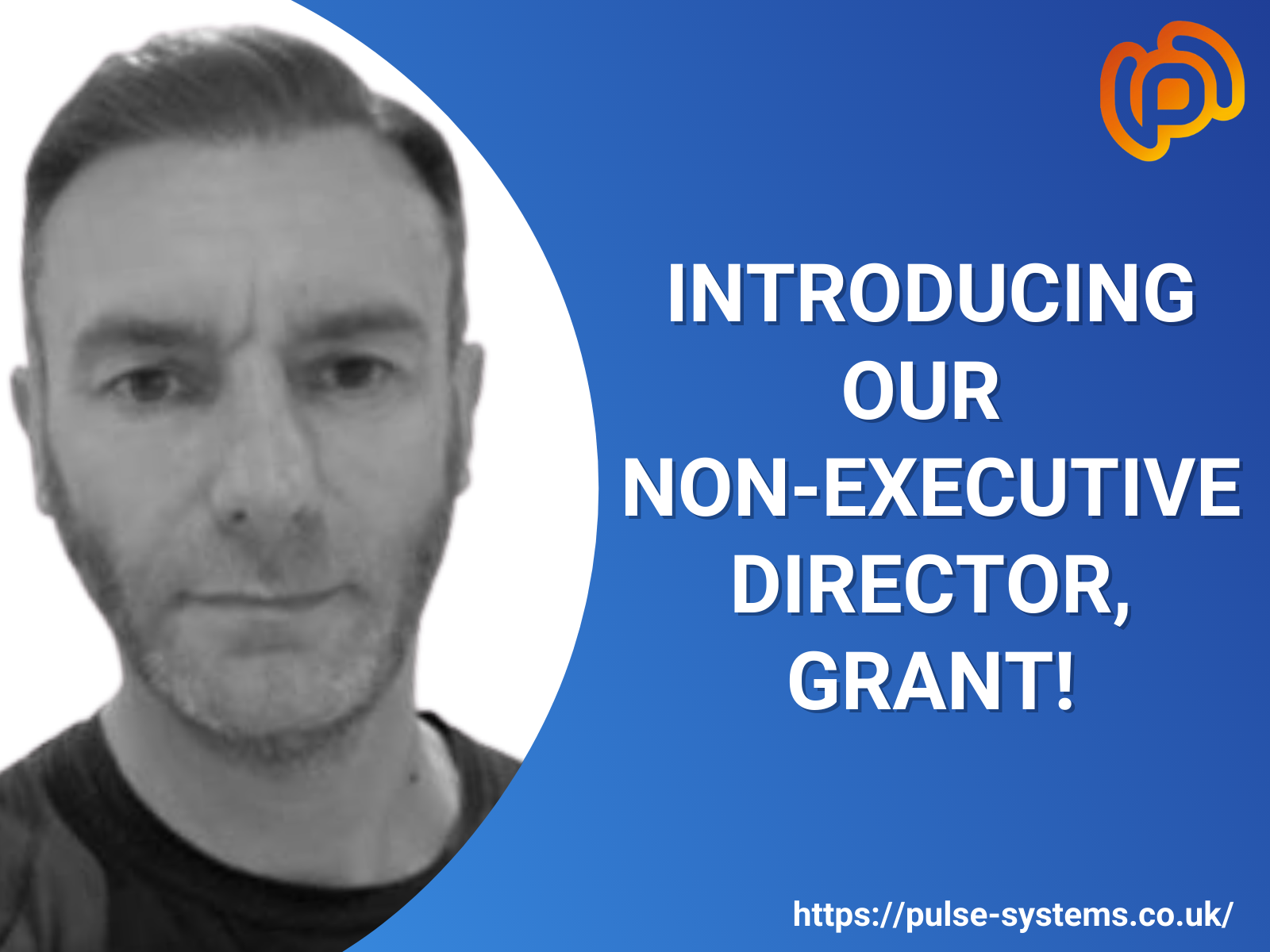 Grant Spink Joins Pulse Systems